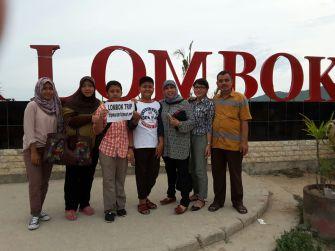 lombok trip dr yeni dan keluarga 19-21 okt 2016 bersama ritaheart