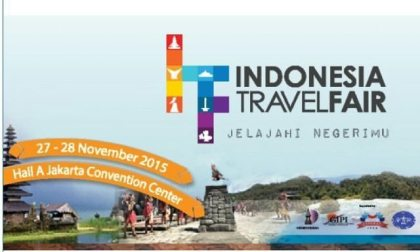 Indonesia TravelFair @JCC