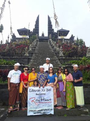 Nepal Guest in Bali Oct 2017