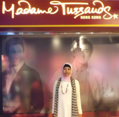 Madam Tussaud HK